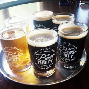 Beer 30- New Beer Garden